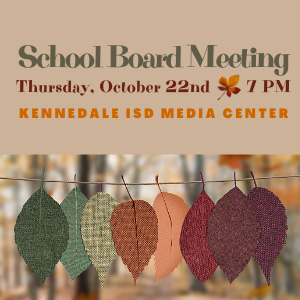 School Board Meeting Scheduled