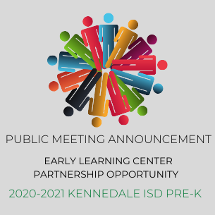 Early Learning Center Partnership Opportunity in KISD
